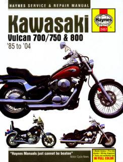 Service & Repair Manuals Kawasaki 85-J1T Owners Manual Vehicle ...