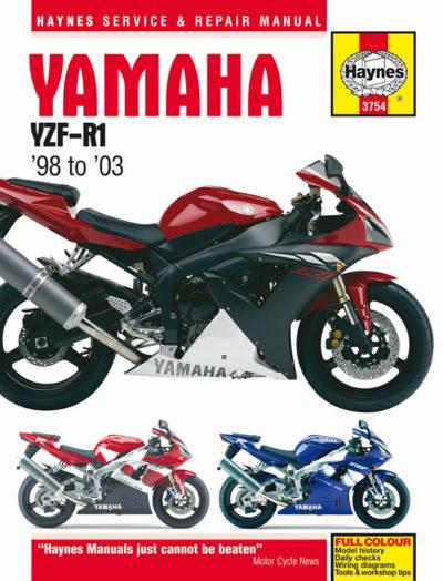 yamaha yzf-r1 (98 – 03)