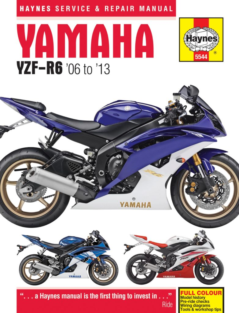 2007 yamaha yzf r6 specifications