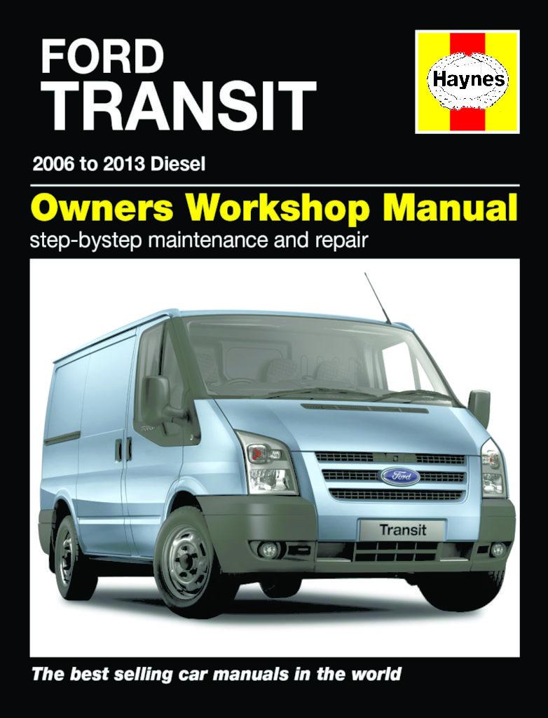 Repair manual ford