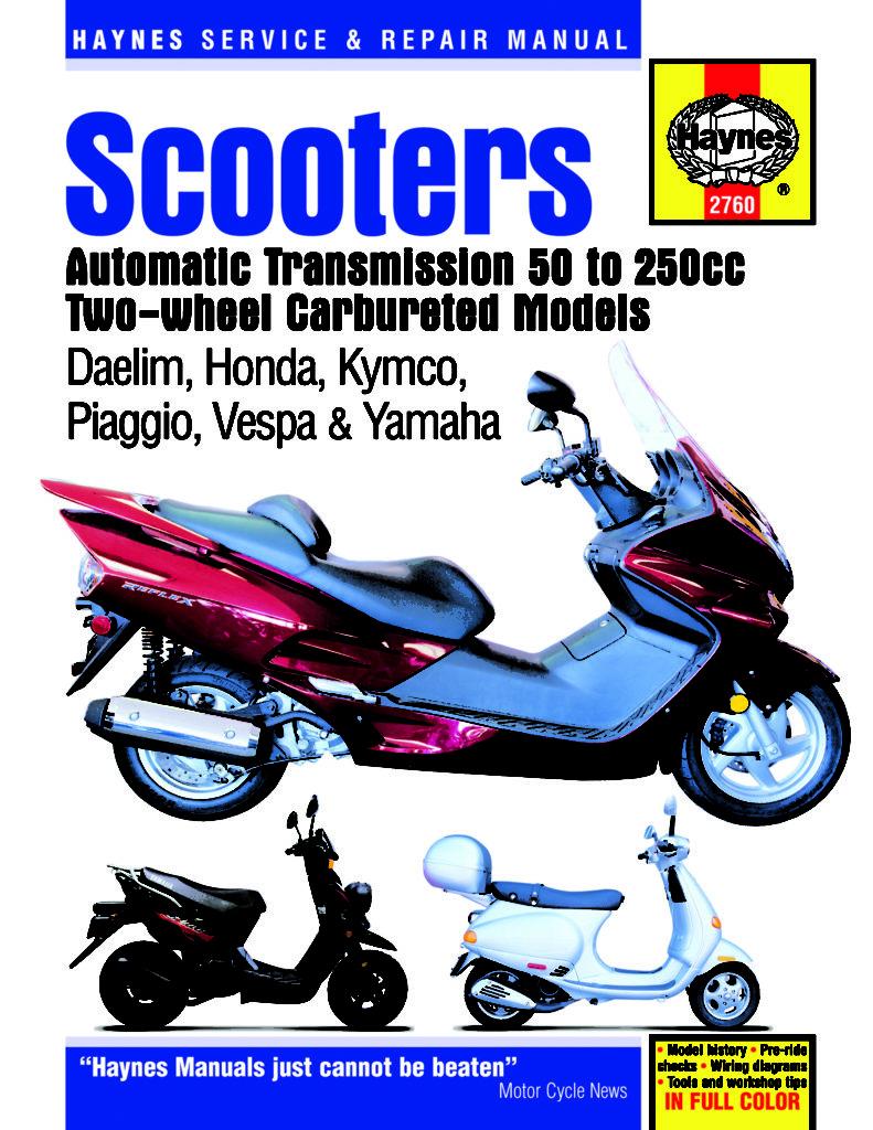 Twist Go 50 250cc Carbureted Scooters From Dealim Honda Kymco Engine Diagram Piaggio Vespa Yamaha 84 09 Haynes Repair Manual Verkstadhanbokhaynes